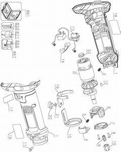 Dewalt Dc550b Parts List