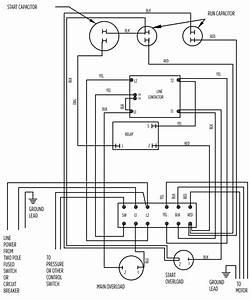 220 Well Pump Wiring Diagram