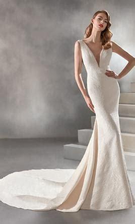 pronovias racimo wedding dress  size