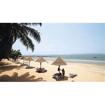 Top 10 Most Beautiful Beaches in Goa (North - South Goa)