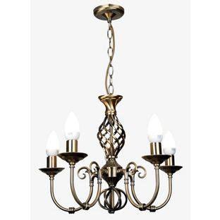madagascar light fitting antique brass 5 light from homebase co uk sitting room