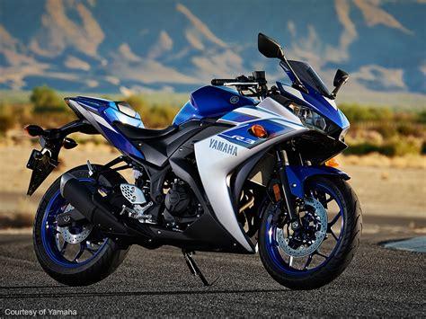 2015 Yamaha Yzf-r3 First Look Photos