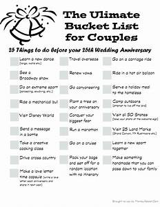 The Ultimate Bucket List for Couples | Buckets, Couples ...
