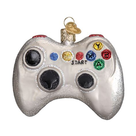 Old World Christmas 44094 Video Game Controller Ornament