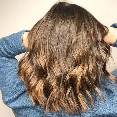 Abby Snook Tampa Hairstylist On Instagram Sweet Like Cinnamon Brunettebalayage
