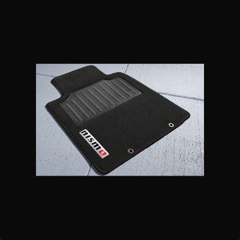 floor mats nissan 370z nismo 370z floor mats nissan race shop
