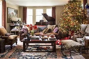 Decorating, Christmas, Trees