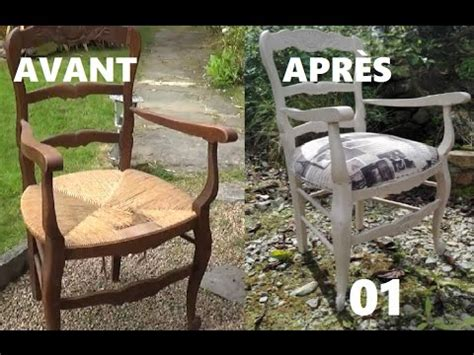 recouvrir chaise chaise en paille désossement de l 39 assise 1