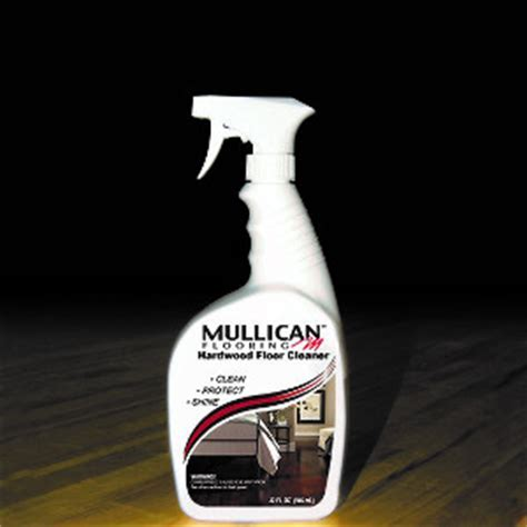 Mullican Flooring Unveils New Hardwood Floor Care System