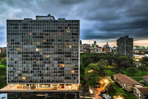 Lafayette Appartments by The Ludwig Mies Der Rohe Architecture Legacy In