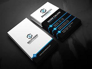 Creative vertical business card 21 graphic pick for Vertical business card design