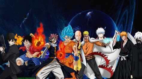 Anime Crossover Wallpaper Hd - crossover hd wallpaper and background 2560x1440