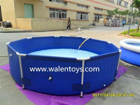 Pvc Swimming Pool/above Ground Swimming Pool, Plastic Fish