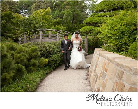 amanda and david s wedding at the fort worth japanese