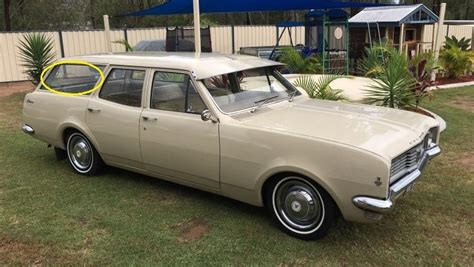 Suzuki Kingwood by Holden Kingswood Hg Hk Ht 1968 To 6 1971 4dr Wagon