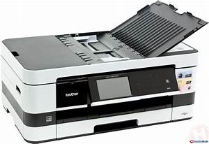 Brother MFC-J4510DW: printen in landschapmodus - Wi-Fi Direct