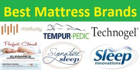 mattress brand names top 40 best mattress brands a to z guide