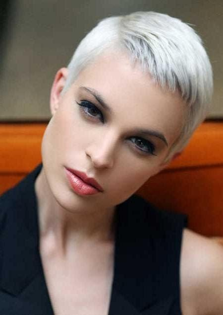 Ultra Pixie Hairstyles by 20 Photo Of Ultra Pixie Haircuts