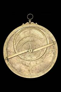 Astrolabe report (inventory number 52209)