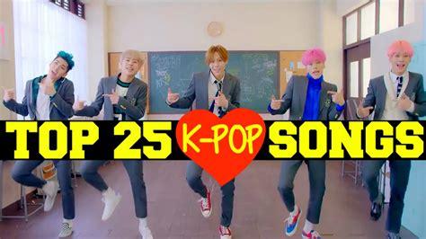 Kville's [top 25] Kpop Songs Chart  January 2016 (week