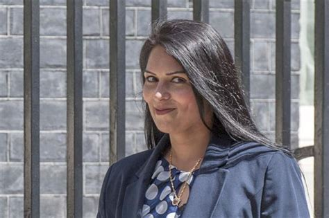 British Indian MP Priti Patel appointed employment ...