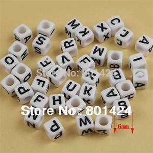online buy wholesale plastic alphabet beads from china With pvc letters wholesale