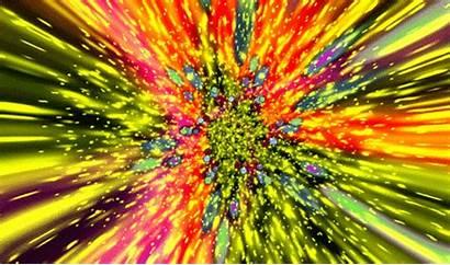 Psychedelic Trip Visualization Lane Down Memory Gifs