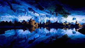 Reed Flute Cave Full HD Wallpaper and Background ...