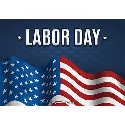 Labor day background - Download Free Vector Art Stock