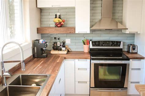cuisine moderne en bois cuisine espace bois