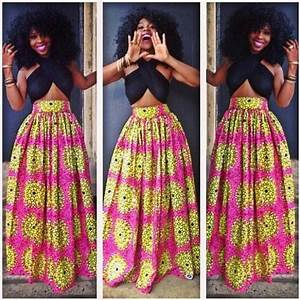 Why Modern African Fashion Maxi Skirts Are in Vogue ...