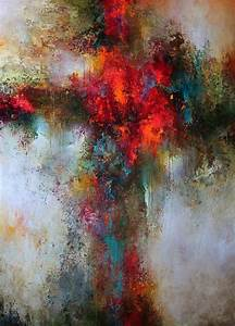 65 easy abstract painting ideas that look totally awesome