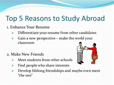 get educated why you should study abroad