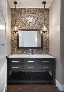 Can you mix metal finishes in the bathroom