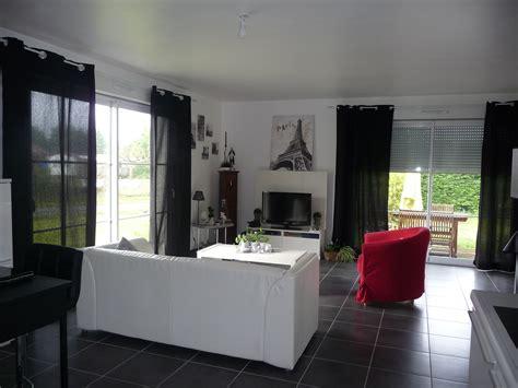 enchanteur salon moderne gris avec couloir gris et blanc pictures us collection avec salon