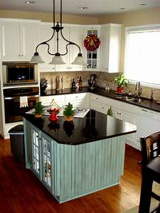 kitchen island ideas for small kitchens kitchen island With small kitchen design with island