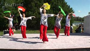 Asian Cultural EXPO 2013 - Chinese Cultural Fan Dance ...