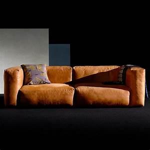Sofa Leder Cognac : mags soft sofa modul wide von hay ~ Eleganceandgraceweddings.com Haus und Dekorationen