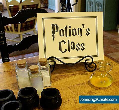 potions class  baking soda  vinegar  cute
