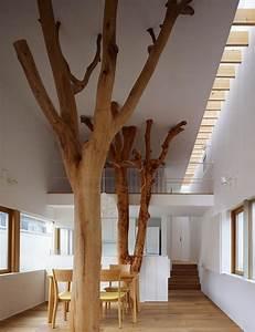 Come Avere Una Casa  U0026quot Selvaggia U0026quot  Grazie Agli Alberi Secchi Da Interni  Fotogallery