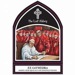 Image result for lost abbey ex cathedra