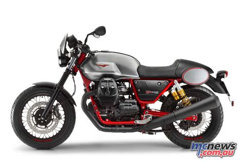 moto guzzi v7 racer 2017 moto guzzi v7 iii lands next week from 12 990 mcnews au