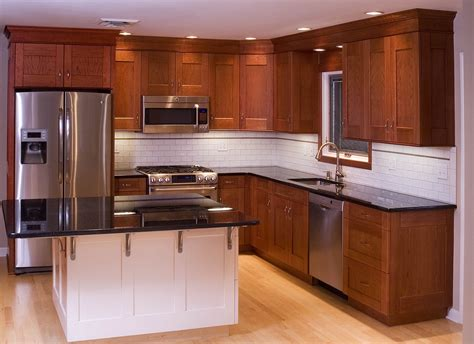 kitchen cabinets ideas pictures cherry kitchen cabinets buying guide