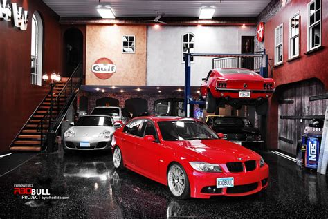 Project Cars Garage by Project R3dbull