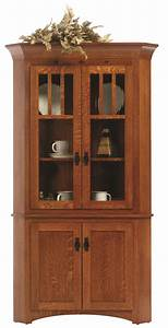 Hutches Diamond Mission Corner Hutch Frontier
