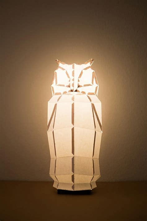 lampenschirm design  tierform originelle leuchten aus