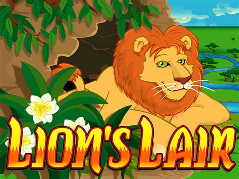 play lions lair video slot  real time gaming