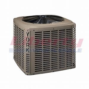 York Ycjf48s41s1 4 Ton  14 Seer  410 Refrigerant Central