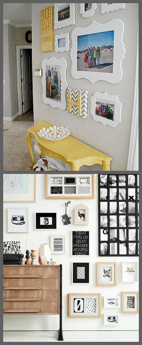 Cornici Da Parete Ikea Diy 10 Idee Su Come Decorare Una Parete Di Casa