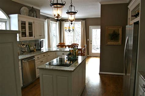 before after a quot family ceo quot updates kitchen